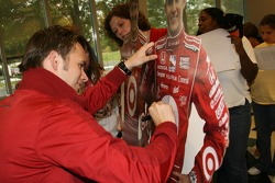 Firestone Corporate Employee Function: Dan Wheldon