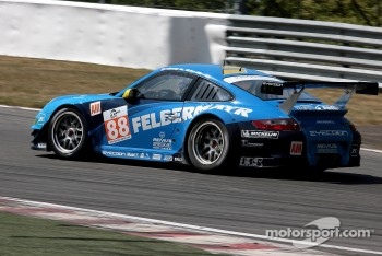 #88 Team Felbermayr Proton Porsche 911 RSR: Horst Felbermayr Sr., Horst Felbermayr Jr., Bryce Miller