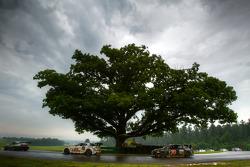 #69 SpeedSource Mazda RX-8: Emil Assentato, Jeff Segal, #70 SpeedSource Mazda RX-8: Jonathan Bomarito, Sylvain Tremblay