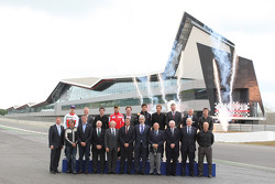 Silverstone Wing unveiling