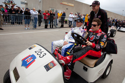John Andretti, Richard Petty / Andretti Autosport and Marco Andretti, Andretti Autosport