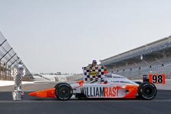 Dan Wheldon, Bryan Herta Autosport with Curb/Agajanian