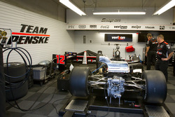 Car of Will Power, Team Penske