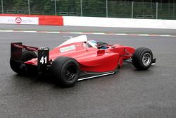 #41 Karl-Heinz Becker, Dallara Nissan Worldseries 2003