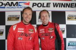 ST Pole Winners APR Motorsports Volkswagen GTI: Kevin Gleason and Chris Gleason