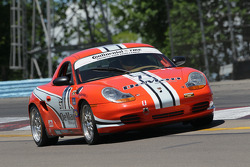 #71 DeMan Motorsport Boxster: Dan Ferguson, Jim Hamblin
