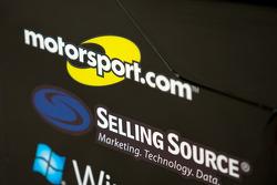 #33 Level 5 Motorsports Lola Coupe-Honda Performance Development Motorsport.com signage