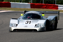 #31 Mercedes C11: Gareth Evans, Bob Berridge