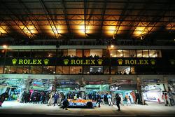 #35 Oak Racing Oak Pescarolo - Judd BMW: Frederic Da Rocha, Patrice Lafargue, Andrea Barlesi