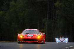 #58 Luxury Racing Ferrari 458 Italia: Anthony Beltoise, François Jakubowski, Pierre Thiriet