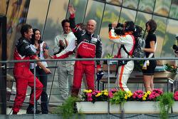 LMP1 podium: Dr. Wolfgang Ullrich, Director of Audi Motorsport