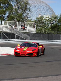 Ferrari of Ft. Lauderdale Ferrari F430 Challenge: Tim Rosner