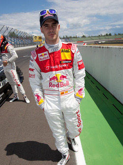 Miguel Molina, Audi Sport Team Abt Junior