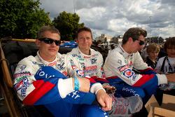 Emmanuel Collard, Christophe Tinseau, Julien Jousse