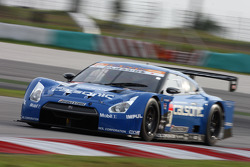 #12 CALSONIC IMPUL GT-R: Tsugio Matsuda, Joao Paulo Lima de Oliveira