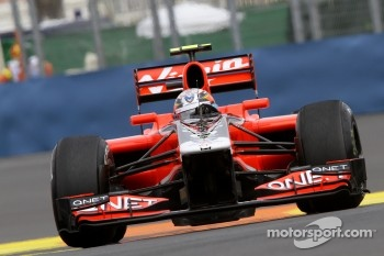 Marussia Virgin announced McLaren partnership