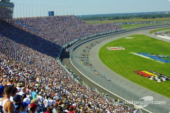 Chicagoland race fans