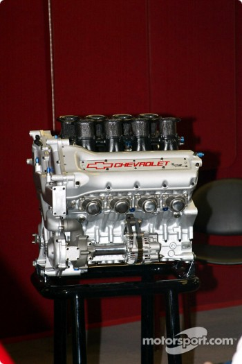 Chevrolet engine