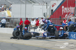 Pitstop for Billy Boat