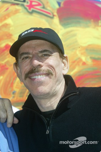 World-renowned pop art icon Peter Max