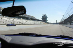 Ride in the pace car