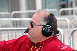 Panther Racing's John Barnes