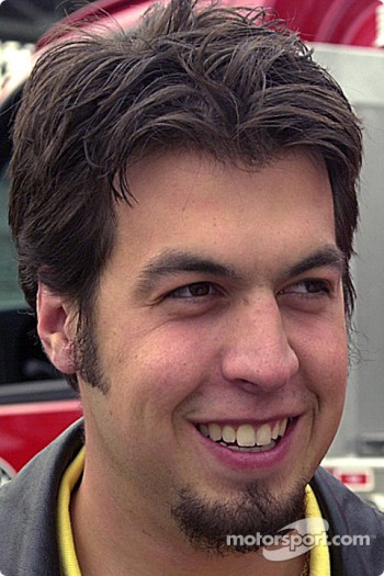 Sam Hornish Jr. rode with Winona Judd