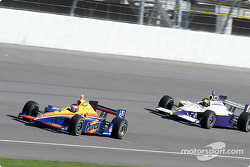 Robbie Buhl and Buddy Lazier