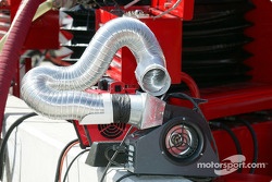 Ganassi Racing equipment