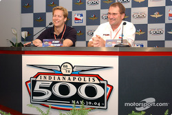 Press conference: Robby McGehee and Paul Diatlovich