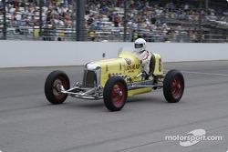 Vintage racers: 1932 Miller Lion Head Special #5