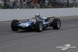 Vintage racers: 1964 MG Liquid Suspension Special #53