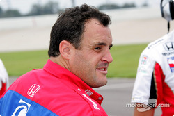 Andretti Green Racing crew member