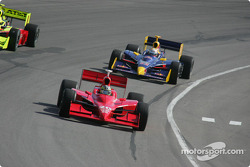 Jaques Lazier and Ed Carpenter