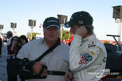 A.J. Foyt and A.J. Foyt IV