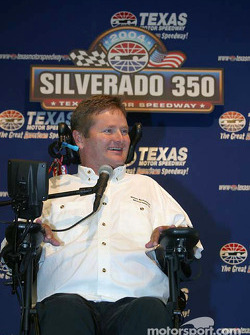 Sam Schmidt press conference