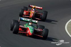 Adrian Fernandez and Nicolas Minassian