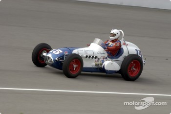 Historic Champ cars showcase: 1963 Meskowski Offy Roadster