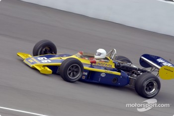 Historic Champ cars showcase: 1973 Eagle Turbo Offy