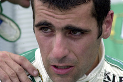 Team KOOL Green's Dario Franchitti