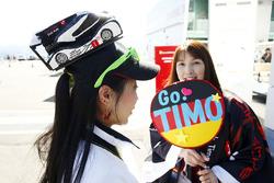 Fans von Timo Bernhard