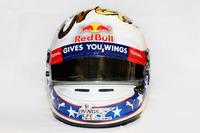 Формула 1 Фото - Шлем Даниэля Риккардо
