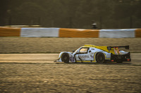 ELMS Foto's - #15 RLR Msport Ligier JSP3 - Nissan: Morten Dons, Anthony Wells, Alisdair McCaig