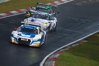 VLN Photos - Frank Stippler, Nicolja Moller Madsen, Nico Verdonck, Phoenix Racing, Audi R8 LMS