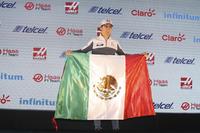 Formula 1 Foto - Conferenza di Esteban Gutiérrez. Haas F1 Team