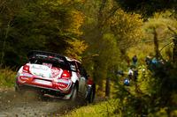 WRC Fotos - Craig Breen, Scott Martin, Citroën DS3 WRC, Abu Dhabi Total World Rally Team