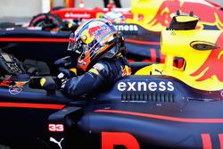 3. Max Verstappen, Red Bull Racing RB12; 4. Daniel Ricciardo, Red Bull Racing RB12