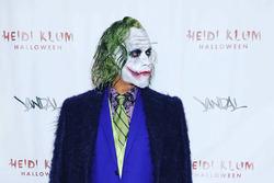 Heidi Klum's 17th annual Halloween party