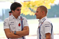 Fórmula 1 Fotos - Lance Stroll, Valtteri Bottas, Williams