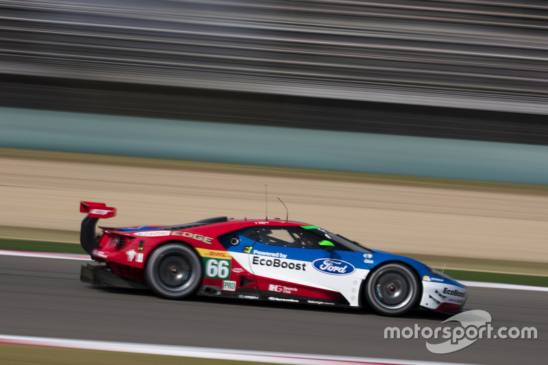 2. LMGTE-Pro: #66 Ford Chip Ganassi Racing Team UK, Ford GT